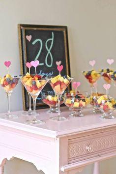 #macedoine #fruits #party #heart