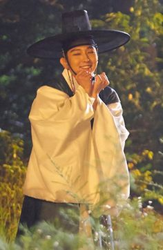 Lee Joon Ki / Scholar Who Walks The Night