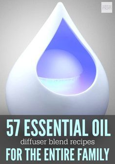 Love diffusing essential oils? Wish you knew more recipes? Here are 57 Essential…