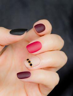 35 Unique Nail Designs | Cuded