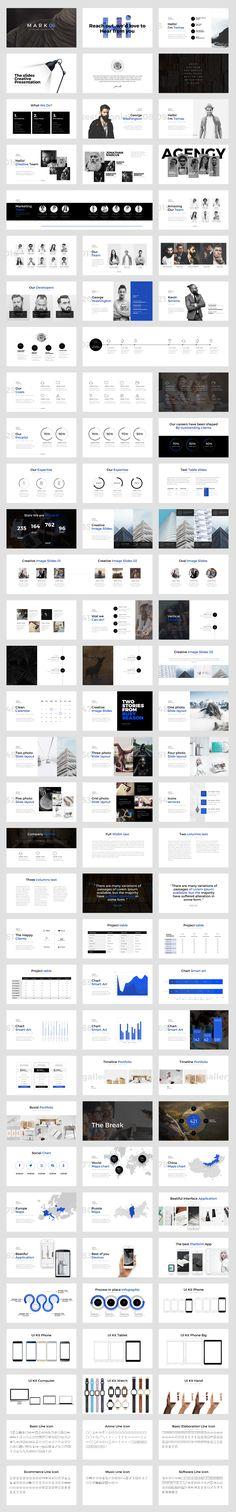 Nero Powerpoint Powerpoint Templates Pinterest Template