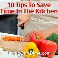 If you want to cut your grocery bill in 1/2 here are 10 steps to save from Dining On A Dime Cookbook http://www.livingonadime.com/store/dining-on-a-dime-cookbook/ ..