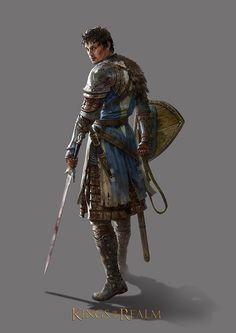Character: 2D