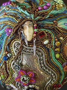 Amazing beadwork