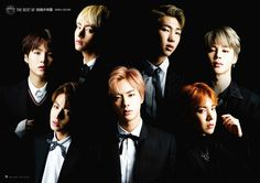 'Best of BTS' Album Photos ❤ #BTS #방탄소년단