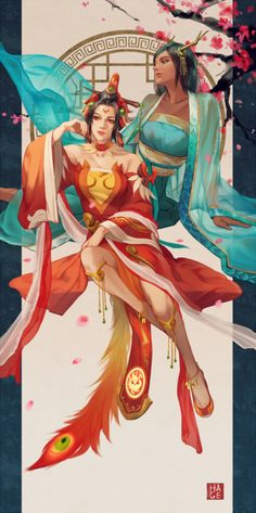 by HAGE on Pixiv - Mercy Pharah