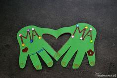 Darček pre mamičku: Srdce v rukách - Najmama.sk
