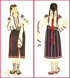 Vrancea Girl, Moldova Ethnic Clothes, Ethnic Outfits, 1 Decembrie, Moldova, Fashion Beauty, Womens Fashion, Romania, Folk Art, Textiles