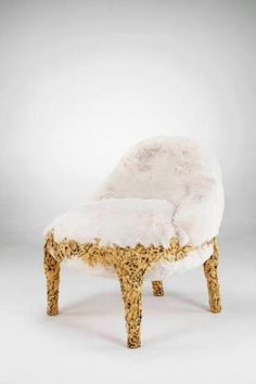 This is quite fabulous. (Roccocó Chair // Fernando & Humberto Campana)