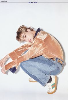 Image uploaded by ℛ 𝓞 𝓢 𝓔́. Find images and videos about kpop, exo and kai on We Heart It - the app to get lost in what you love. Baekhyun, Kai Exo, Park Chanyeol, Do Kyung Soo, Photo Scan, Exo Album, Ko Ko Bop, Kim Minseok, Exo Members
