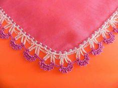 Eşarp Beautiful Pakistani Dresses, Saree Tassels, Stone Wallpaper, Baby Knitting Patterns, Crochet Designs, Crochet Lace, Beading Patterns, Twine, Crochet Projects