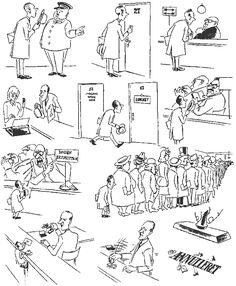 Человек и бюрократия