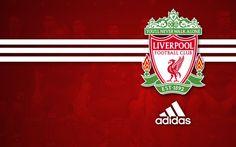 Liverpool Football Logo Club Windows 8 Theme