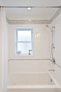 Remodel Remodel before and after Remodel diy Remodel farmhouse Remodel ideas Remodel master Remodel on a budget Remodel rustic Remodel shower Remodel small Remodel tile Remodel vanity Remodel with tub Bathroom Remodel Timothy Johnson Design Small Bathroom Window, Bathroom Tub Shower, Window In Shower, Tub Shower Combo, Bathroom Windows, Bathroom Renos, Bathroom Renovations, Bath Tub Tile Ideas, Vanity Bathroom