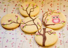 Azúcar galletas y muchas cosas bonitas