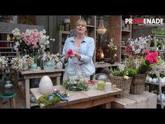 DIY: Tulpenstehstrauss - Frühlingsfloristik - YouTube