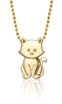 """Let your Valentine know she's absolutely """"purr""""-fect - though mysterious and clever in its ways, this Little Kitten has that affectionate and soft side you've so come to adore! #AlexWoo #LittleAnimals"""