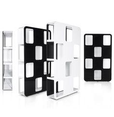 Kokoon Design, Table Extensible, Book Storage, High Gloss, Office Supplies, Shelves, Home Decor, Quad, Empire