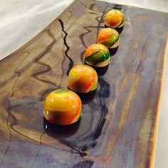Pastry Chef Antonio Bachour - Dulcey chocolate bonbons @stregisbalharbour #bachour