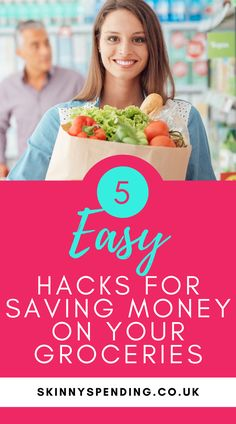 Save Money On Groceries, Ways To Save Money, Saving Ideas, Money Saving Tips, Creating Wealth, Easy Hacks, Family Budget, Create A Budget, Frugal Living Tips