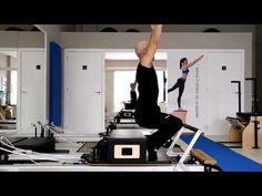 Pilates Reformer ,Push-up. Fondos. STUDIO PILATES LUGO - YouTube
