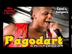 Banda Pagodart - Ao Vivo no Pra Quebrar 2014 + Musicas Novas