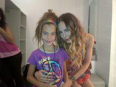 Belinda en los Kids Choice Awards Mexico 2012 - Backstage 03