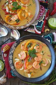 Shrimp Thai Green Curry   PaleOMG - Paleo Recipes   Bloglovin'