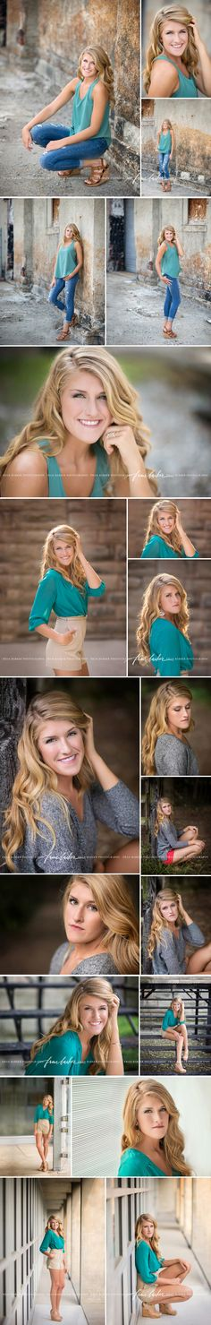 Beautiful Fall Senior Portrait Session | Senior Photographer Columbus Ohio