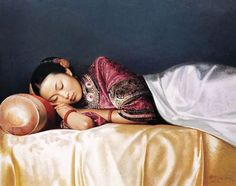 Posted by Sifu Derek Frearson Sleeping Beauty, Glamour, Orient Express, Paintings, Inspiration, Image, Beautiful, Inspire, Asian
