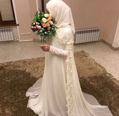 Beauty muslim bride # peçe nikab nikap nikabis kapalı çarşaf hicab hijab tesettür gelin düğün wedding