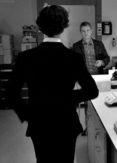 When Sherlock met John