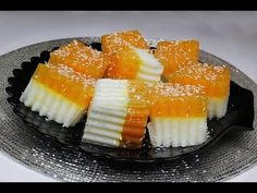 Harika Ötesi Çok Kolay Tatli Tarifi - Tatli Tarifi - YouTube Pudding Recipes, My Recipes, Cooking Recipes, Homemade Beauty Products, Granola, Sushi, Delicious Desserts, Easy, Cheesecake