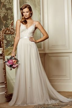 Wtoo Brides Persiphone Gown Style 13614   Watters.com ** stocked at Helena Fortley, have appointment 23rd AUG