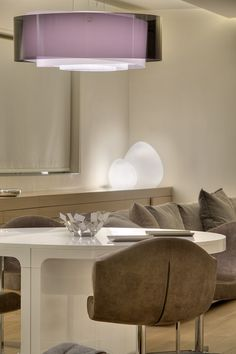 APARTMENT IN P.FALIRO - Dining Architecture Design, Wall Lights, Dining, Home Decor, Architecture Layout, Appliques, Food, Decoration Home, Room Decor