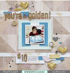 """261 Likes, 5 Comments - Hip Kit Club Scrapbooking Kits (@hipkitclub) on Instagram: """"Document a really special milestone using the #february2017 #hipkits just as designer…"""""""
