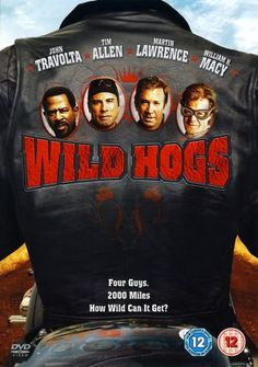 Wild Hogs. A group of suburban biker wannabes looking for adventure hit the open road, but get more than they bargained for when they encounter a New Mexico gang called the Del Fuegos.