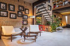 casa goia, em são paulo | projeto: renata pati | os móveis vivem mudando de lugar e configuração