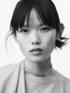 """philoclea: """"Xie Chaoyu by Karim Sadli for M Le Monde, November 2017 styled by Suzanne Koller """" Art Partner, Art Commerce, French Photographers, Character Modeling, Stunning Women, Hair Inspiration, Asian Girl, Hair Makeup, Editorial"""