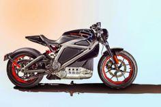 Project LiveWire  Harley Davidson Électrique