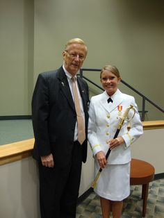 Corrianne Norrid, Fall 2009 University of South Florida College of Nursing baccalaureate alum and Navy Honor Graduate