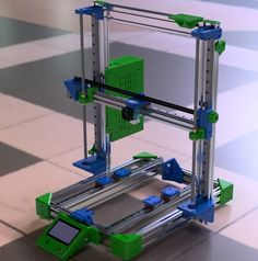 BLV+mgn12+mod+for+Anet+A8+/+AM8+by+Blv. Xy Plotter, 3d Printing Diy, Prusa I3, 3d Printer Designs, Diy Cnc, Cnc Machine, Arduino, 3 D, Woodworking