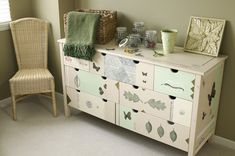 Perfect dresser for little girls!