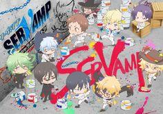 TVアニメ『SERVAMP-サーヴァンプ-』が東京と大阪と福岡でキャラポップストアをオープン!描き下ろしイラストを使用した限定グッズ販売や抽選くじがあり、ファンにはたまらない内容になってます! 限定グッズや抽選くじも!グッズを手に入れよう…