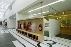 Educational Architecture Design of KIGA by AllesWirdGut Architektur