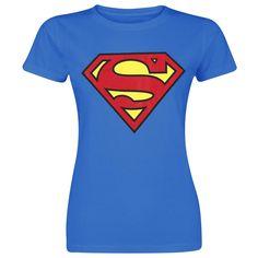 Logo af Superman