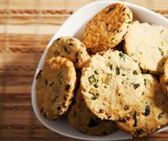 House Home Photo Savoury Herb & Spice Biscuits Recipe Savoury Biscuits, Savory Scones, Cheese Biscuits, Home Recipes, Baby Food Recipes, Cookie Recipes, Savory Herb, Home Baking, Latest Recipe