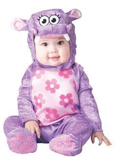 Huggable Hippo Costume