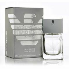 Giorgio Armani: An Effortless Glamour of Italian Lifestyle Emporio Armani Diamonds For Men, Giorgio Armani, Armani Cologne, Men's Cologne, Italian Lifestyle, Perfume, Beauty Awards, Emerald Earrings, Fine Men