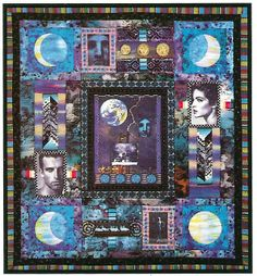 Is this a quilt??? Is it woven??[Sally Broadwell]